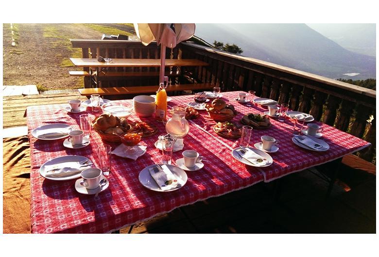 Colazione alba watles colazione all 39 alba for Noleggio cabina sci da aspen colorado